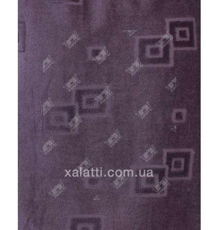 Халат детский махровый серый Piramyt