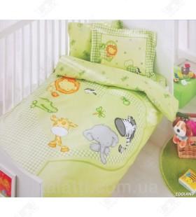 Детский комплект для малыша ТАС зеленый