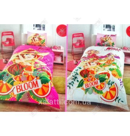 Детское постельное Тас 1,5 Winx Frutti Music Bloom