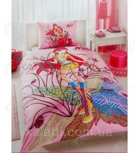 Детское постельное Тас 1,5 Winx Bloom Nature Love