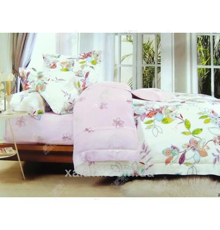 """Комплект постельного белья евро бамбук """"Сладкие сны"""""""