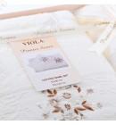 купить набор полотенец махровых Viola Karna крем