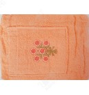 Набор для сауны женский махровый хлопок Philippus персиковый
