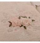 Набор полотенец махровых бамбук Sikel бежевый