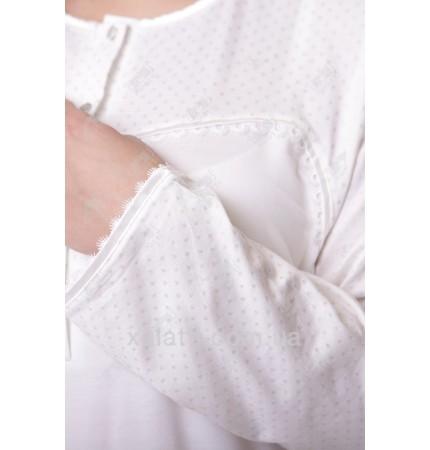 Женская ночная сорочка трикотажная Artis к.1945 крем