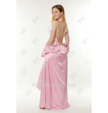 Шелковый женский набор Janny розовый к.3004