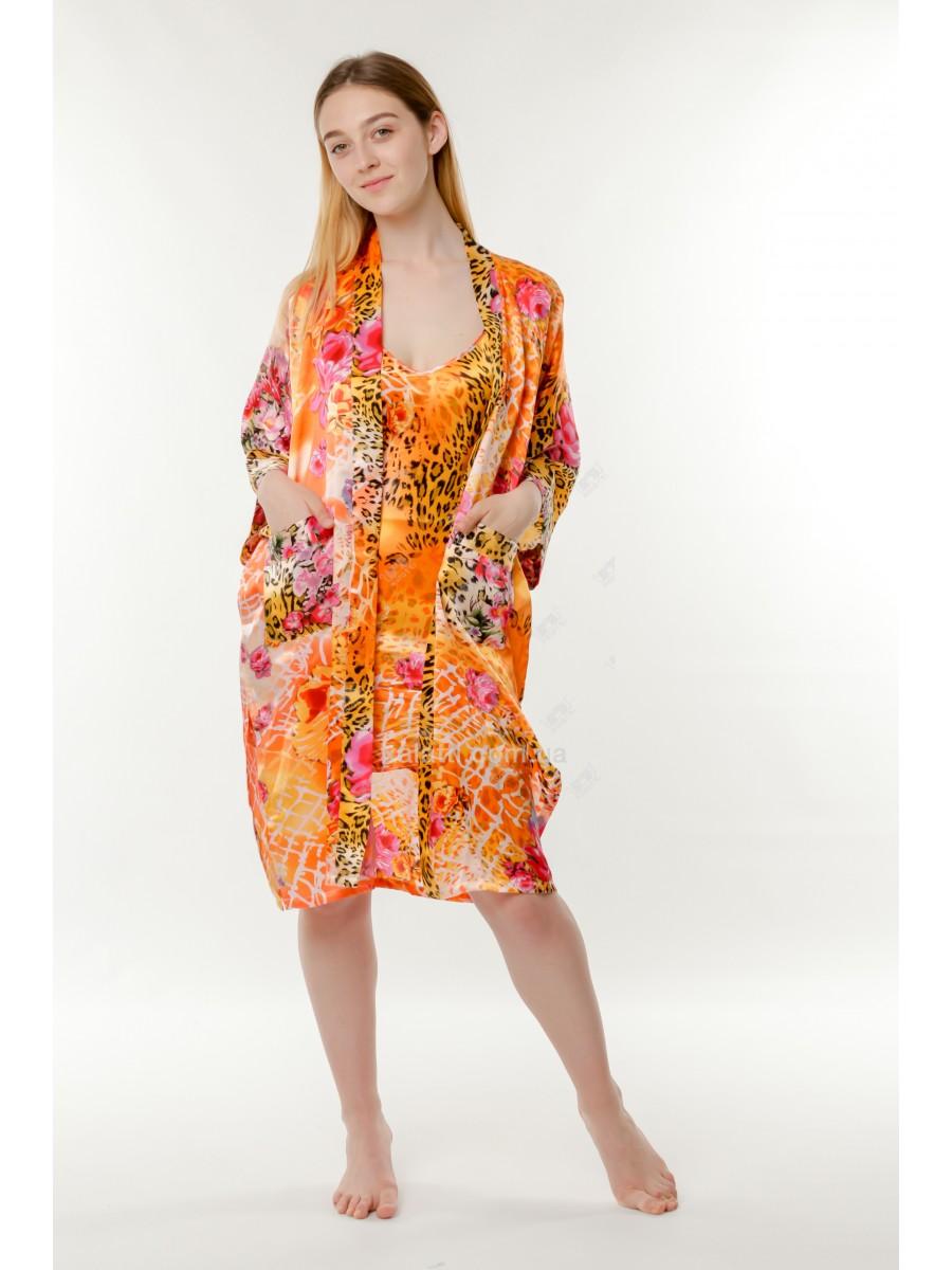 Комплекты женского белья халат и ночная сорочка отзывы о массажере супра