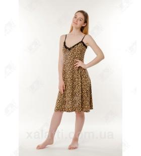 Женская ночная сорочка Leopar вискоза