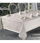Скатерть 160*220 c салфетками MR Rosalite серебро