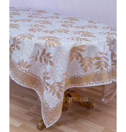 Скатерть 160*220 Gold Veroli